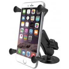 Adhesive Flexy Mount with Universal X-Grip® Phone/Phablet Holder